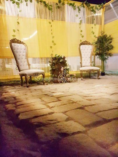 Mesa matrimonial