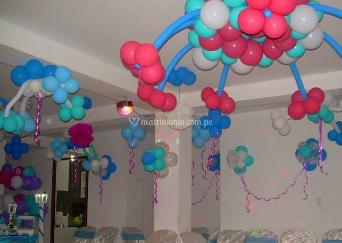 Lindas decoraciones