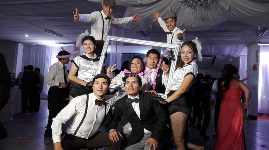 Show en las bodas