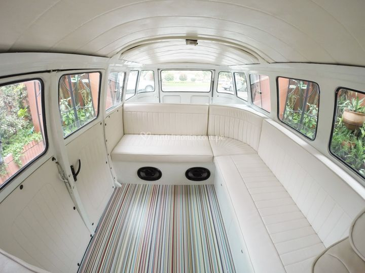Impecable interior
