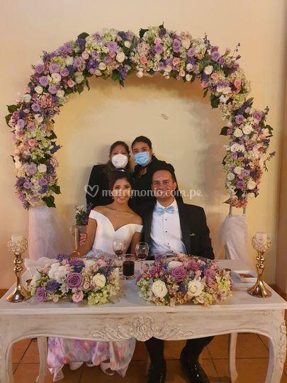 Micro Wedding Team