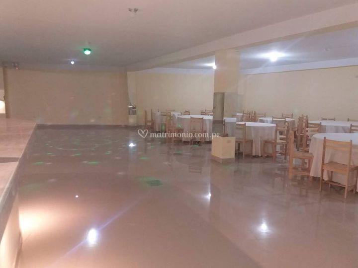 Salón evento