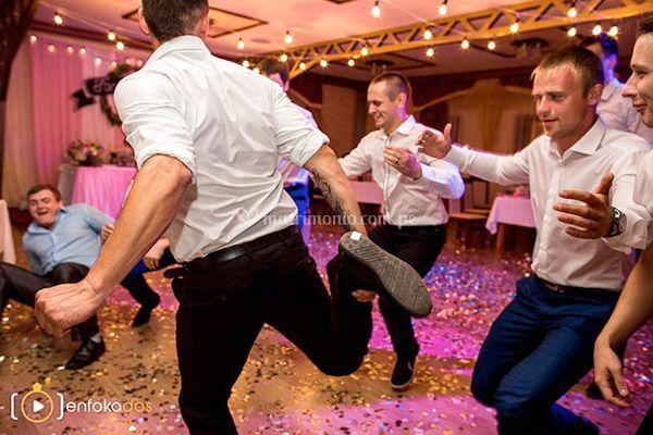Foto fiesta de boda