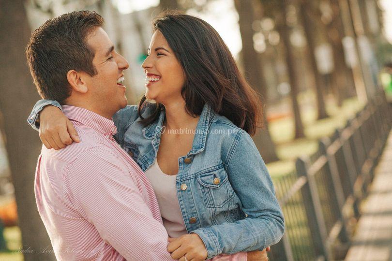 Sesión de fotos Luis & Tatiana