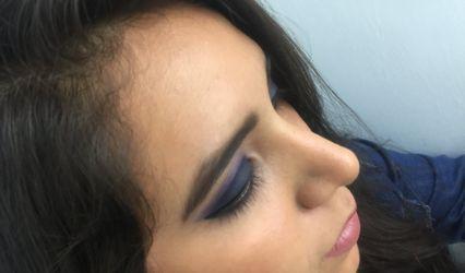 Sandra Enriquez Makeup Artist 1