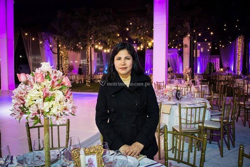 Wedding principal