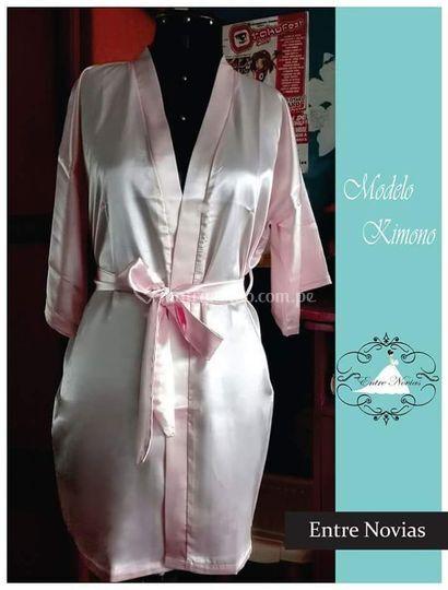 Bata modelo kimono