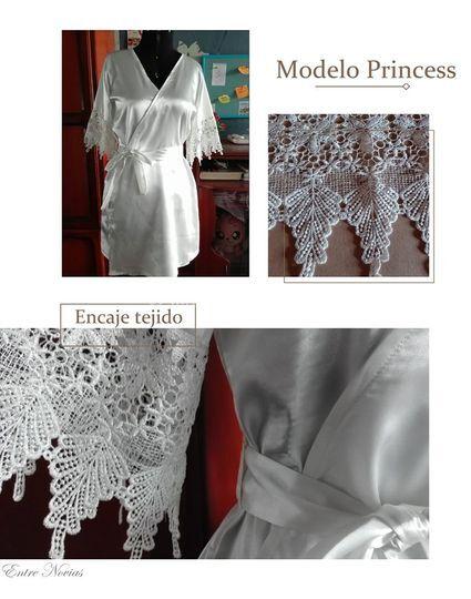Modelo princess, detalles