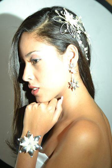 Ajuar de joyas para la novia