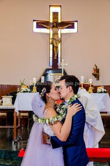 El beso, sello del amor