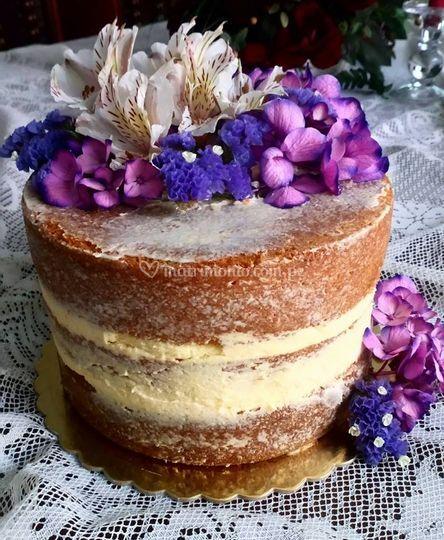 Torta para pedida de mano