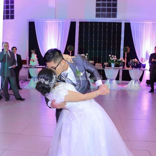 Primer baile de esposos