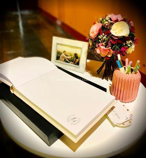 Guestbook personalizado