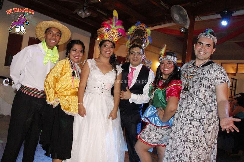 Hora loca  Selva - Cajamarca