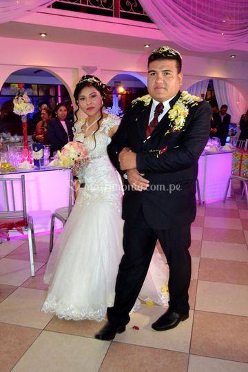 Jonathan y Ana