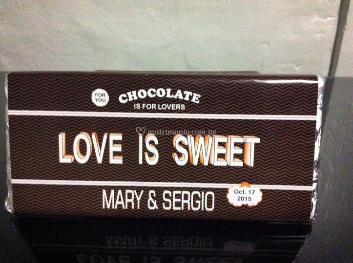 Recuerdo Mary & Sergio