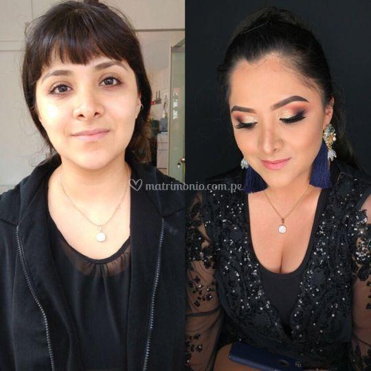 Stefany Vera Estilismo y Make Up