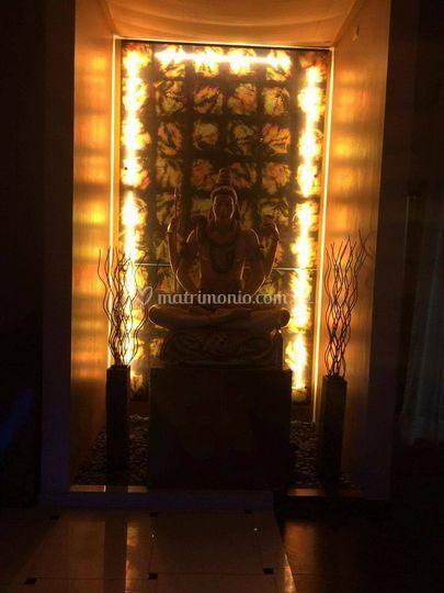 Shiva decorativa