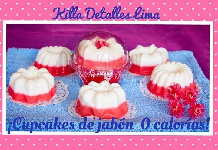 Jabones cupcake