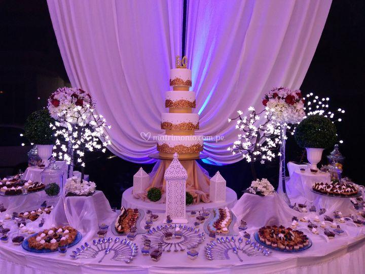 Dulces + torta