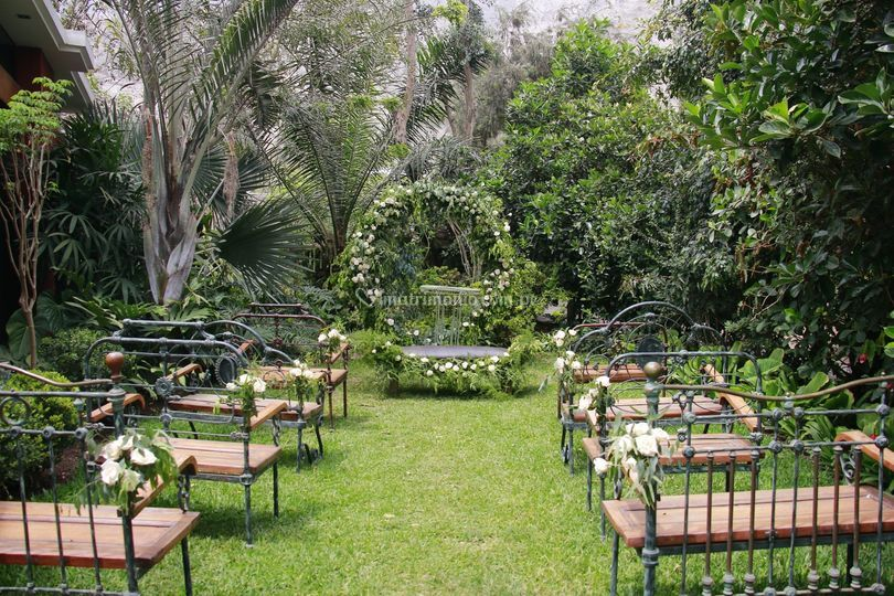 Area de ceremonia