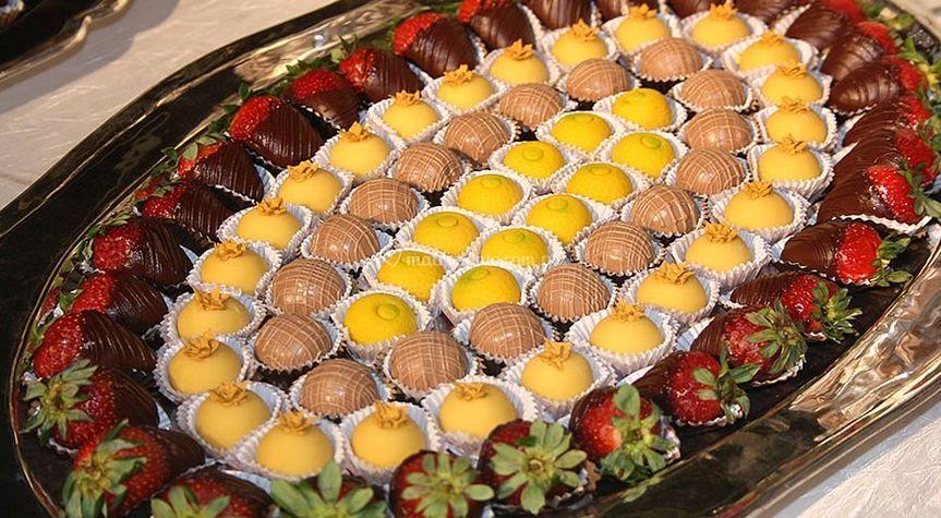 Pasabocas dulces