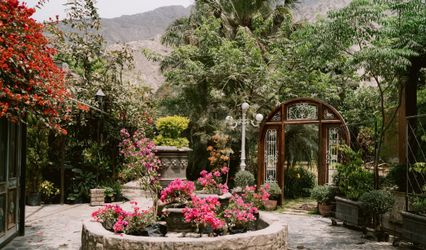 El Jardín Café Vivero