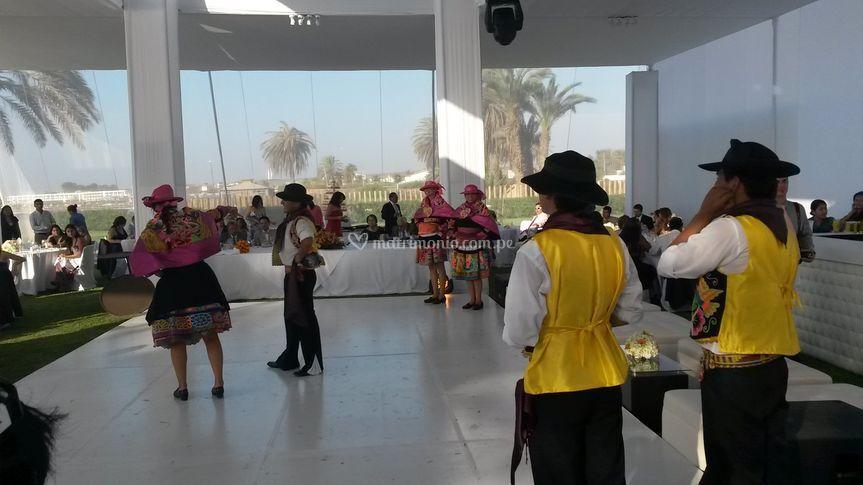 Show danzas
