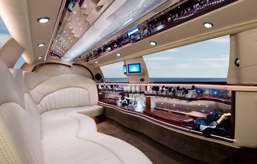 Rigal limousine interior