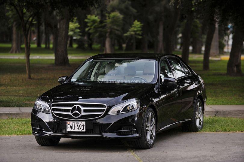 Mercedes benz ultimo modelo