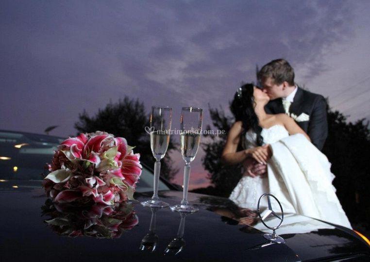 Autos matrimonio