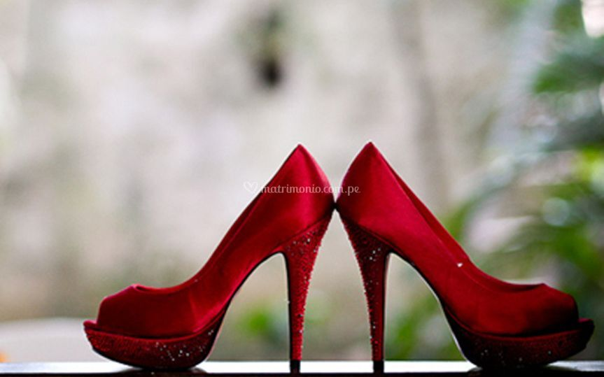 Zapatos de cambio