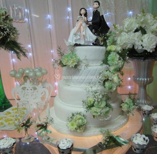 Tortas para casados