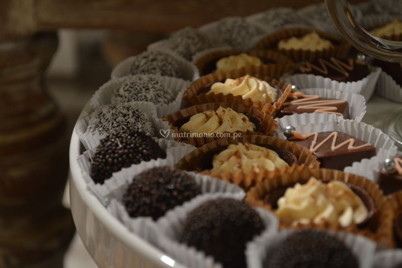 Bocaditos dulces