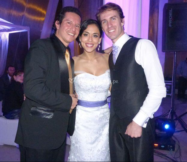 Boda Adriana Quevedo & Nahuel