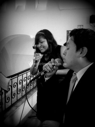 Dueto vocal