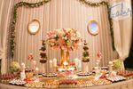 Mesa de dulces gourmet
