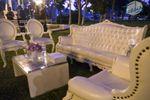 Salas lounge vintage Luis XV