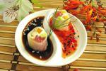 Bocadito gourmet tailandés