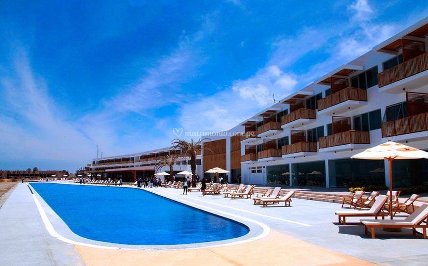 Hotel San Agustín Paracas