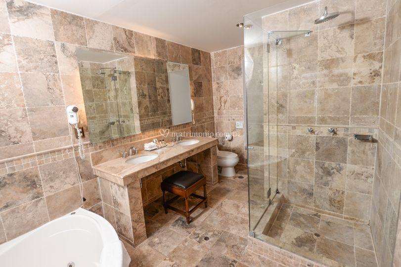 Baño de suite