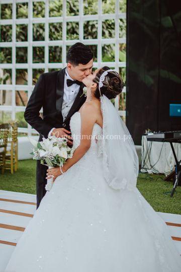 Momentos inolvidables, boda Li