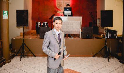 Jorge Luis - Maestro de Ceremonias 1