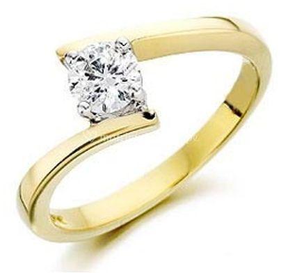 Lindo anillo en oro