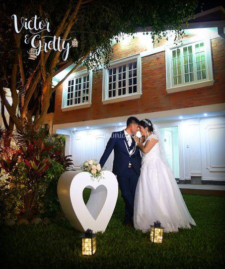 Pachacamac boda