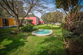 Casa El Golf de Huampaní