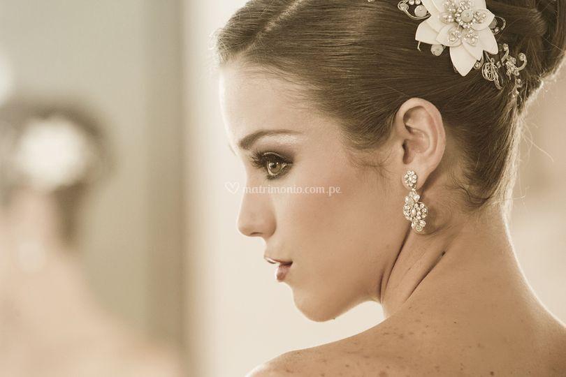 Tendencias de makeup novia