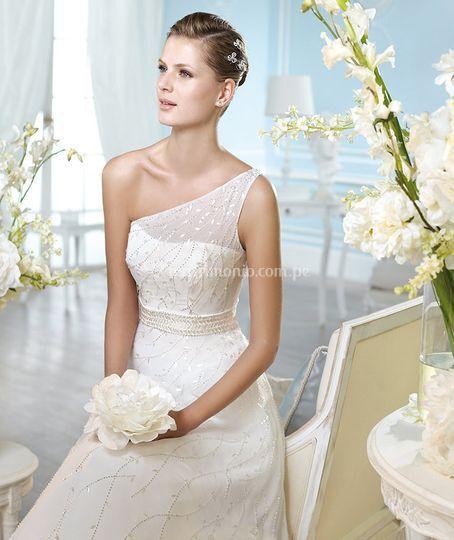 Vestidos novia hechos a medida