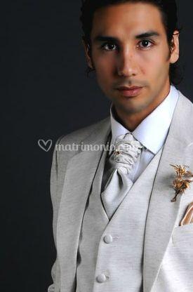 Lindo traje beige