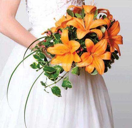 Bouquet Amarello